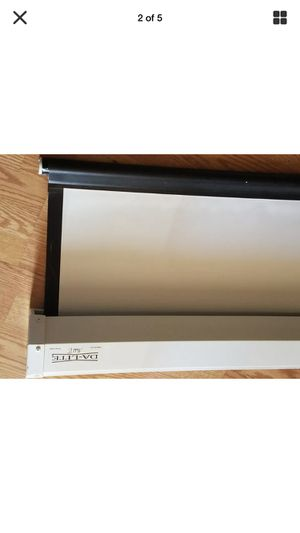 DA - LITE pull down projection screen for Sale in Pasadena, TX