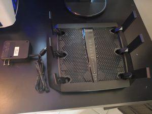 Nighthawk X6 / AC3200 / r8000 for Sale in San Benito, TX