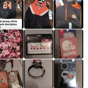 Browns Sale Today for Sale in Newburgh Heights, OH