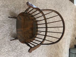 Wooden chair for Sale in Galloway, OH