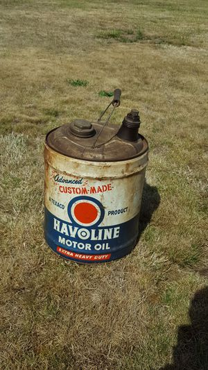 Old antique oil can. for Sale in Vancouver, WA