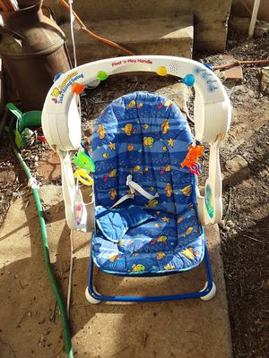 Baby swing for Sale in Abilene, TX