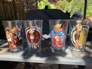 Bar glasses collectable for Sale in Hayward, CA