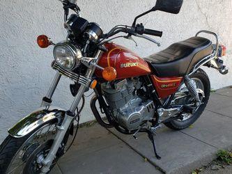 MOTOCICLETA .SUZUKI. for Sale in Compton,  CA