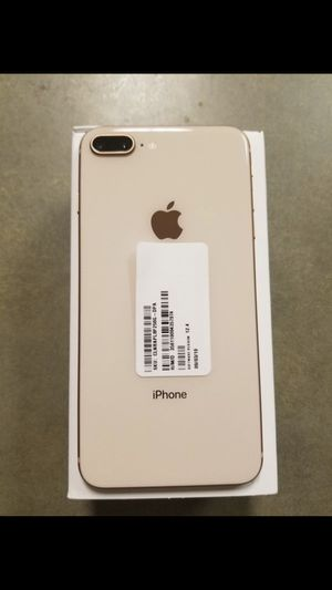 iphone 8 plus unlocked for Sale in Highland Hills, OH