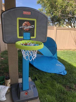 Adjustable basketball hoop for Sale in San Diego, CA