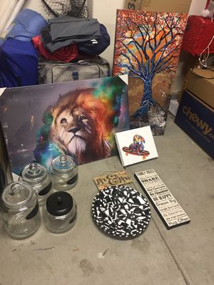 Home decor items for Sale in North Las Vegas, NV