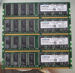 RAM 4X 1 GB for Sale in Los Angeles, CA