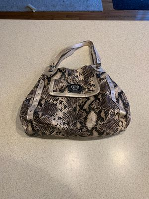 Kathy van zeeland bag for Sale in West Springfield, MA
