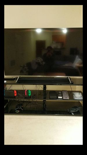 Large TV stand for Sale in Reston, VA