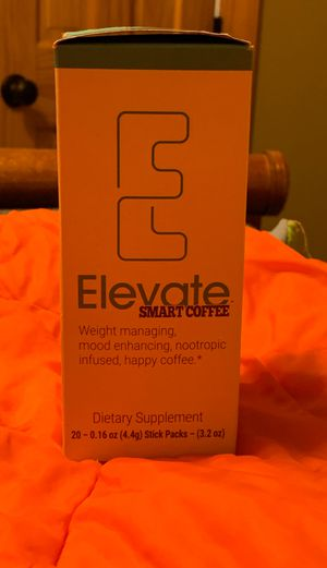 Elevate Smart Coffee Increased Mood Happy Coffee for Sale in Monroe, LA