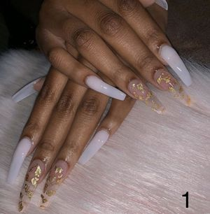 Custom press on nails | Set of 10 | pick any size, shape and length for Sale in Los Angeles, CA