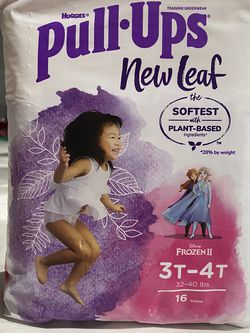 Pull-Ups New Leaf Girls' Training Pants for Sale in Los Angeles,  CA