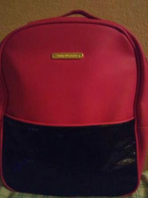 Juicy Couture Hot Pink Backpack - for Sale in Fontana, CA