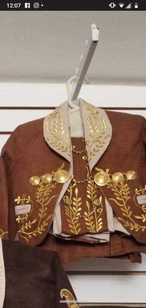 Trajes charros for Sale in Irvine, CA