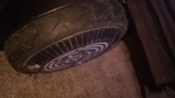 Jetson Hoverboard w/ Bluetooth and headlights