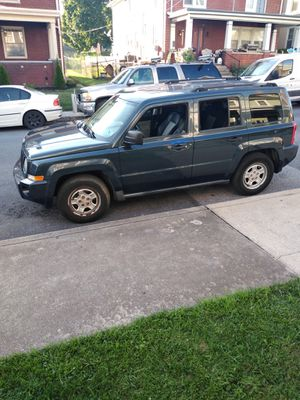 2007 Jeep Patriot 2.0L 4d for Sale in Waynesboro, PA