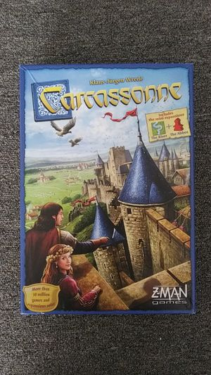 Carcassonne: The Board Game for Sale in Natick, MA