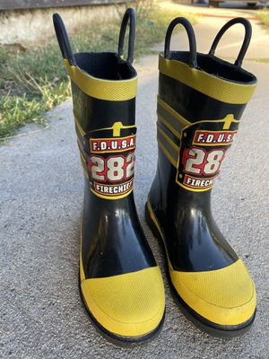 Western Chief kids size 11 rain boots for Sale in Riverside, CA