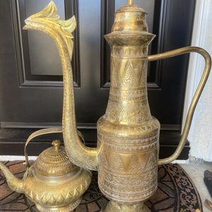 Brass Vintage for Sale in Wildomar, CA
