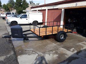 UTILITY TRAILER for Sale in Rialto, CA
