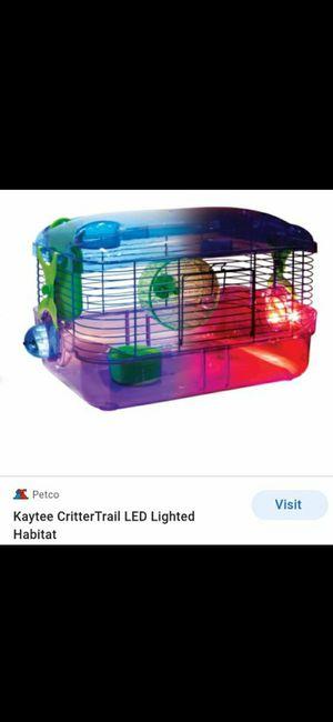 crittertrail led lighted habitat for Sale in Portland, OR