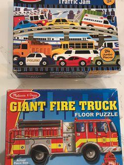 Jumbo Floor Kids Puzzles for Sale in Rio Linda,  CA