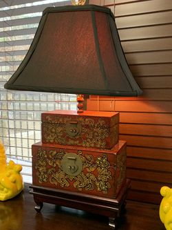Chinese Table Lamp for Sale in Temple City,  CA