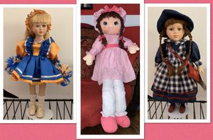 Dolls for Sale in Burlington, NC