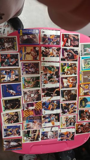 Vintage baseball and basketball cards for Sale in West Covina, CA