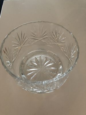 Crystal Candy Bowl for Sale in Herndon, VA