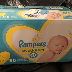 Pampers Size 1 for Sale in Aurora, IL