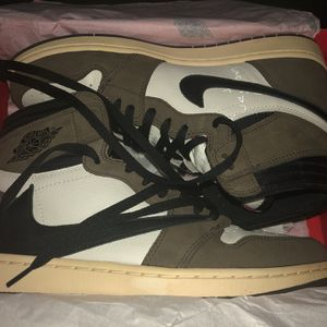 Travis Scott Retro Jordan 1s Size 12 for Sale in Oklahoma City, OK