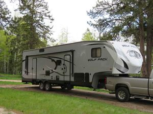 Wolfpack 285Pack13 Toy Hauler for Sale in Auburn, WA