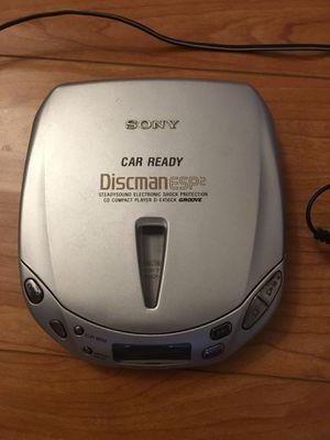Sony Discman ESP2 for Sale in Montebello, CA