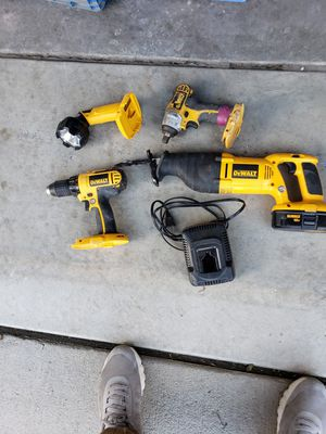 Dewalt combo kit for Sale in Denver, CO