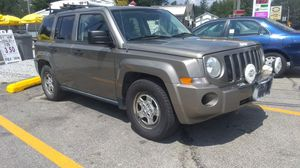 2008 Jeep Patriot 4 Cylinder 4x4 for Sale in Eastlake, OH