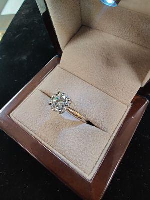 4.0 ct Diamond Tiffany Ring for Sale in Utica, MI