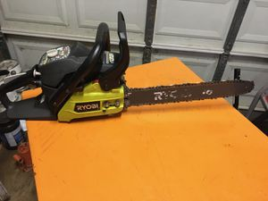 Ryobi chainsaw for Sale in Austin, TX