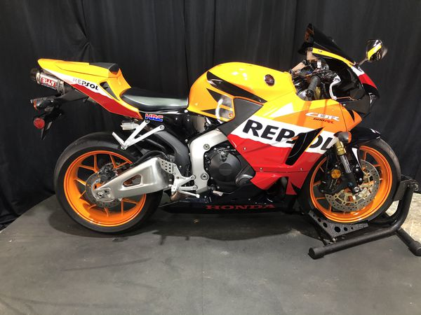 2013 Honda cbr600rr repsol cbr 600rr 600 rr