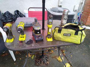 Ryobi tool set for Sale in Richmond, CA