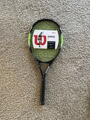 New tennis racket for Sale in Peoria, AZ