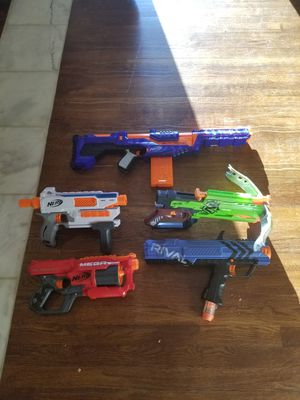 Nerf guns for Sale in Walkertown, NC