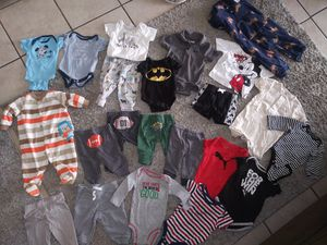 Baby boy clothes EXCELLENT condition for Sale in Phoenix, AZ