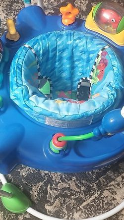 Baby Einstein Neptune Ocean Discovery Jumper for Sale in Queens,  NY