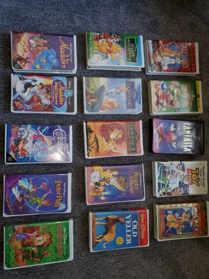 Disney VHS Movies for Sale in Avondale, AZ
