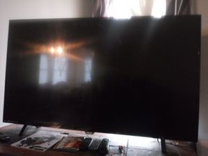 55 inch Philips smart tv Netflix and 2 other movie app on ther for Sale in Baltimore, MD