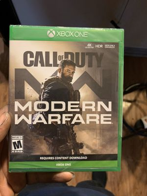 Cod xbox one for Sale in Farmers Branch, TX