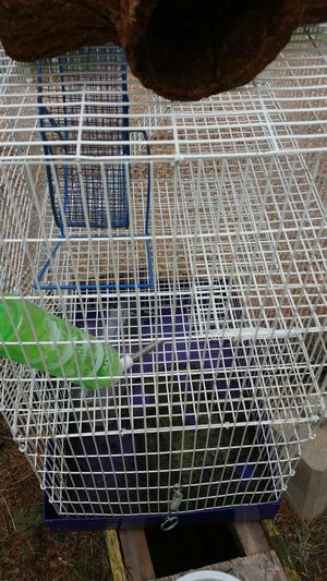 Small animal condo three story great for hamsters for Sale in Overgaard, AZ