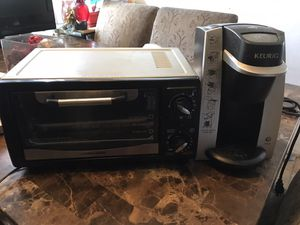 Coffee maker/ oven-toaster for Sale in Placentia, CA